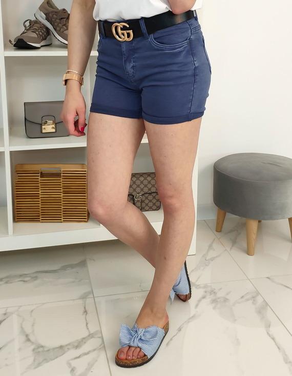 spodenki jeansowe damskie